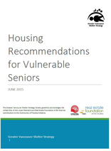Housing for Vulnerable Seniors