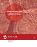 Mapping Metro Vancouver to Support Housing First Implementation